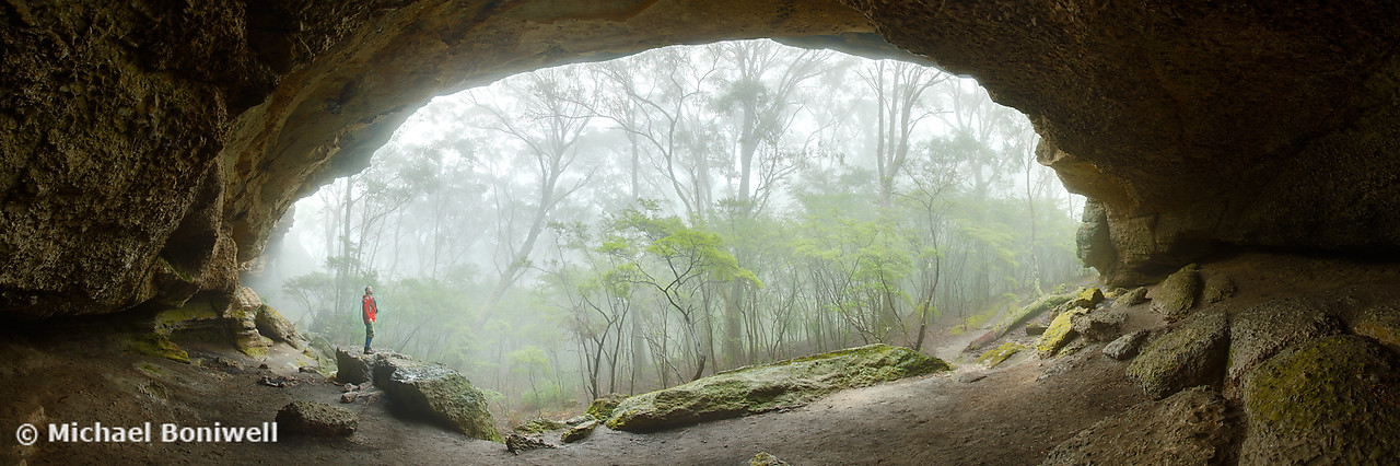 Dance Floor Cave, Kanangra Boyd National Park, New South Wales, Australia