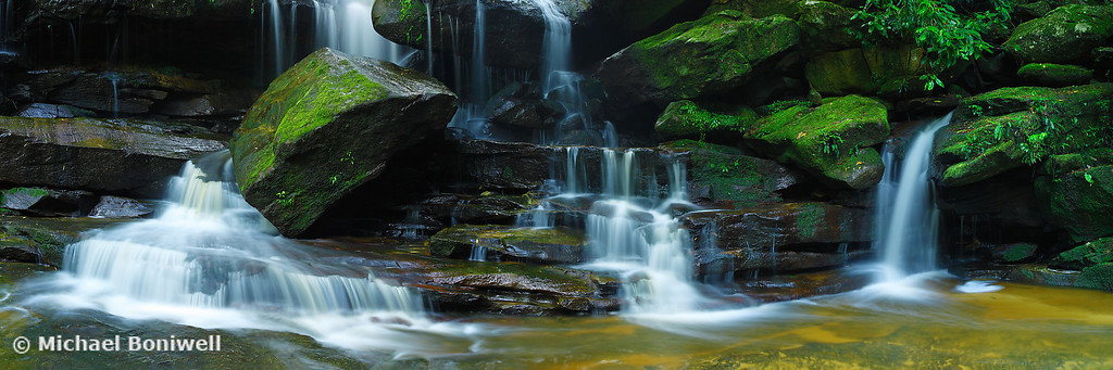 Lower Somersby Falls, New South Wales, Australia