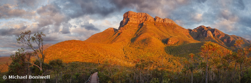 Bluff Knoll, Stirling Ranges, Western Australia