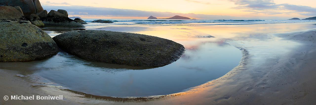 Whisky Bay Beach, Wilsons Promontory, Victoria, Australia