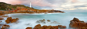 Point Hicks Lighthouse, Croajingolong National Park, Victoria, Australia