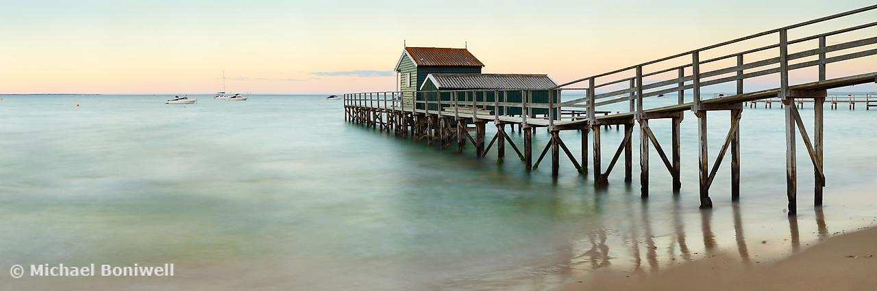 Portsea Pier, Mornington Peninsula, Victoria, Australia