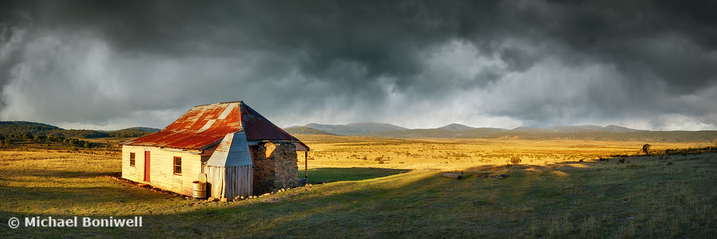 Old Currango Homestead, Kosciuszko National Park, New South Wales, Australia