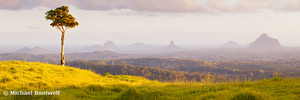 One Tree Hill, Glass House Mountains, Queensland, Australia