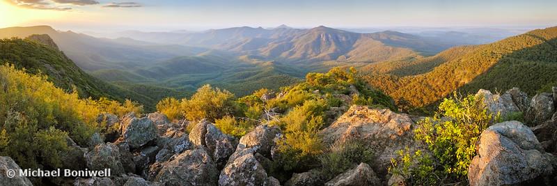 Mount Kaputar Summit, Narrabri, New South Wales, Australia