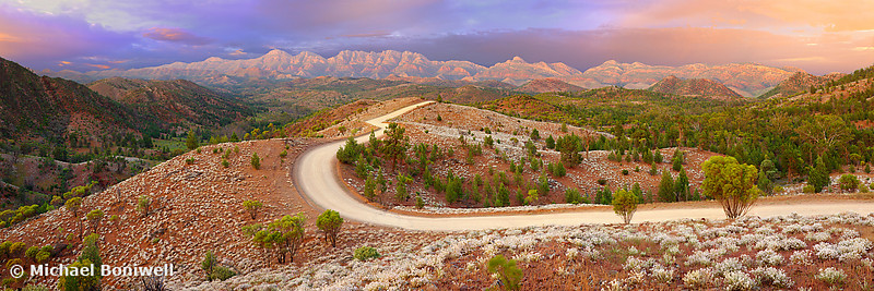 Bunyeroo Valley, Flinders Ranges, South Australia
