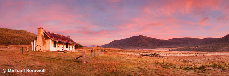 Orroral Homestead, Namadgi National Park, Australian Capital Territory