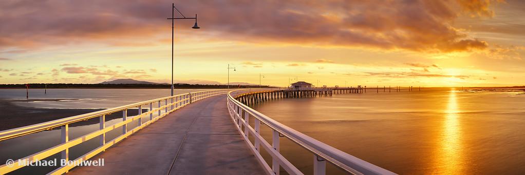 Welshpool Jetty, Gippsland, Victoria, Australia
