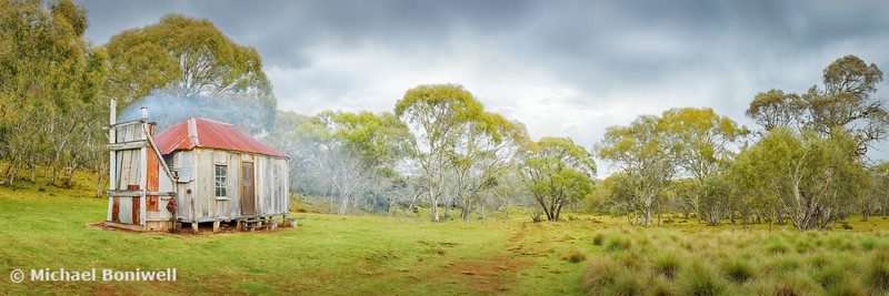 Witzes Hut, Kosciuszko, New South Wales, Australia
