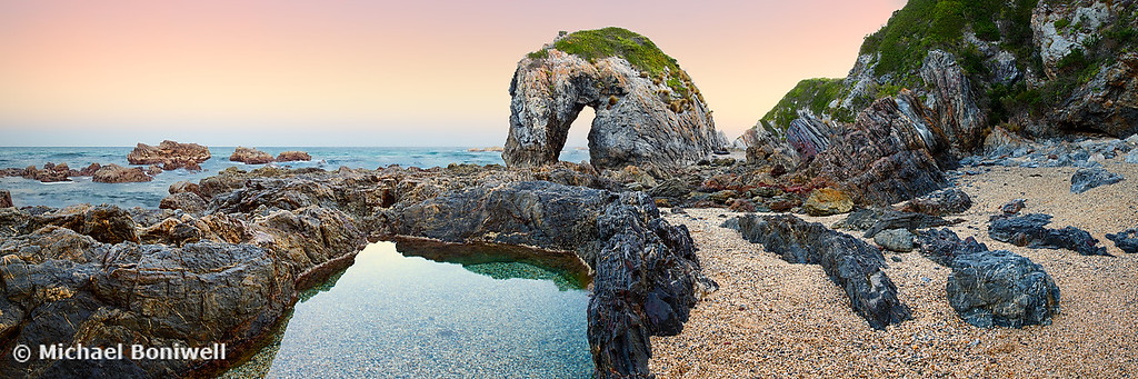 Horse Head Rock, Bermagui, New South Wales, Australia