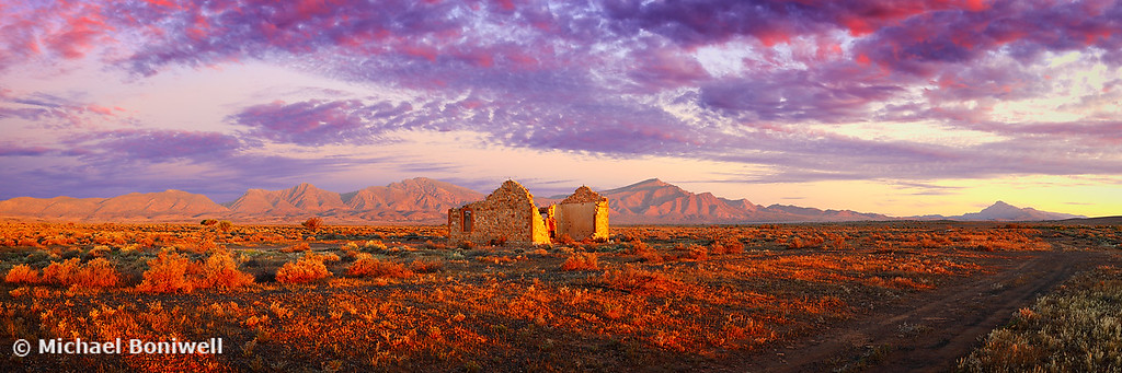 Settler's Ruin, Flinders Ranges, South Australia