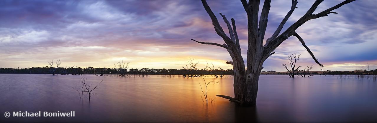 Lake Eppalock, Heathcote, Victoria, Australia