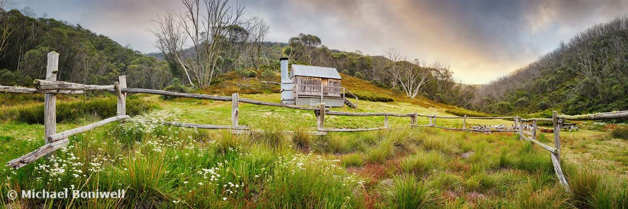 Silver Brumby Hut, Mt Hotham, Victoria, Australia