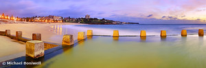 Coogee Beach Baths, New South Wales, Australia