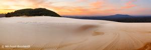 Thurra Sand Dunes, Croajingolong National Park, Victoria, Australia