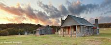 Coolamine Homestead, Kosciuszko National Park, New South Wales, Australia