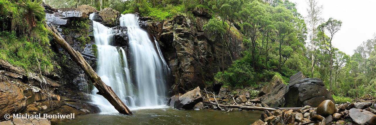 Stevenson's Falls, Otways National Park, Victoria, Australia
