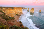 Twelve Apostles Dusk, Great Ocean Road, Victoria, Australia