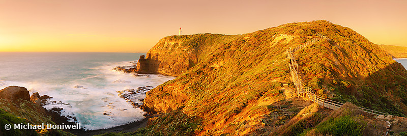 Cape Schank Lighthouse, Mornington Peninsula, Victoria, Australia