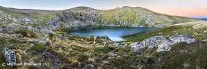 Blue Lake, Kosciuszko National Park, New South Wales, Australia