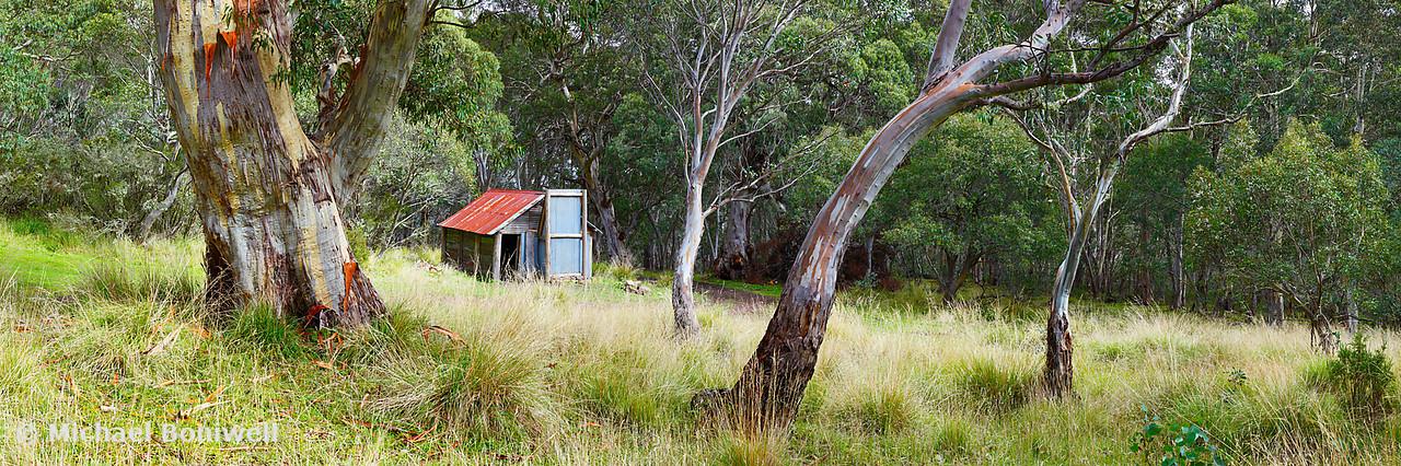 Millers Hut, Alpine National Park, Victoria, Australia