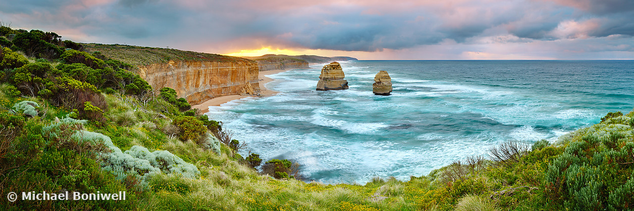 Gibsons Beach, Twelve Apostles, Great Ocean Road, Victoria, Australia
