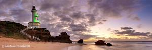 Point Lonsdale Lighthouse Pre-Dawn, Victoria, Australia