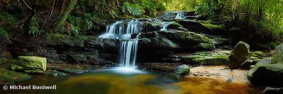 Leura Cascades, Blue Mountains, New South Wales, Australia