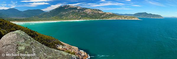 Tidal River Beach, Wilsons Promontory, Victoria, Australia