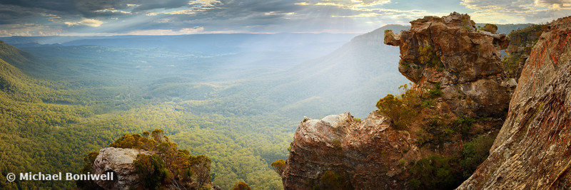 Boar's Head, Blue Mountains, New South Wales, Australia