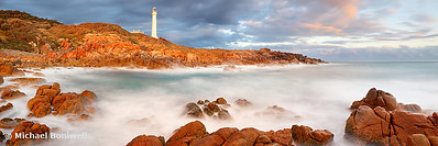 Point Hicks Lighthouse, Croajingolong National Park, Victoria, Australia