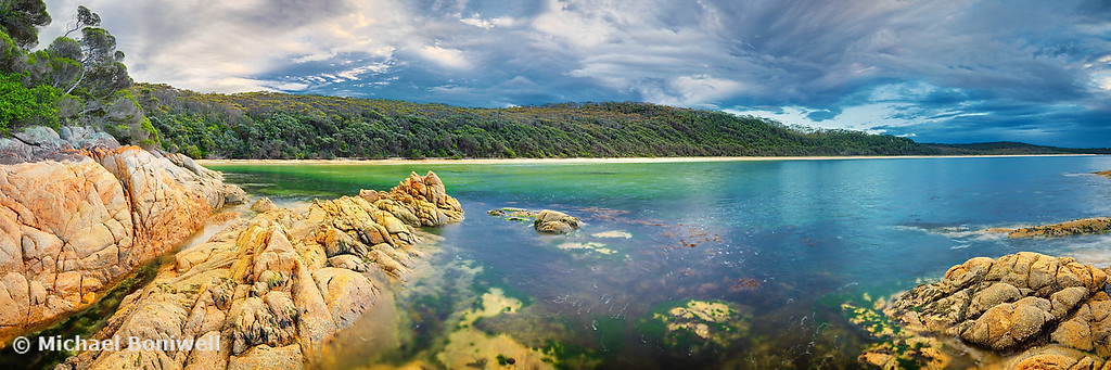 Wingan Inlet, Croajingolong National Park, Victoria, Australia