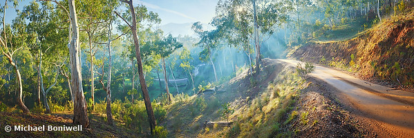 Morning Light, Howqua Hills, Mansfield, Victoria, Australia