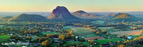 Glass House Mountains, Queensland, Australia
