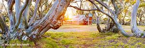 Wallace Hut, Falls Creek, Victoria, Australia